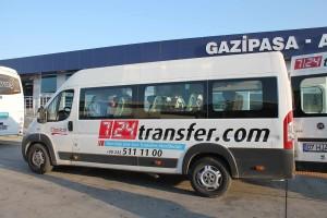 Transfer von Antalya nach Alanya