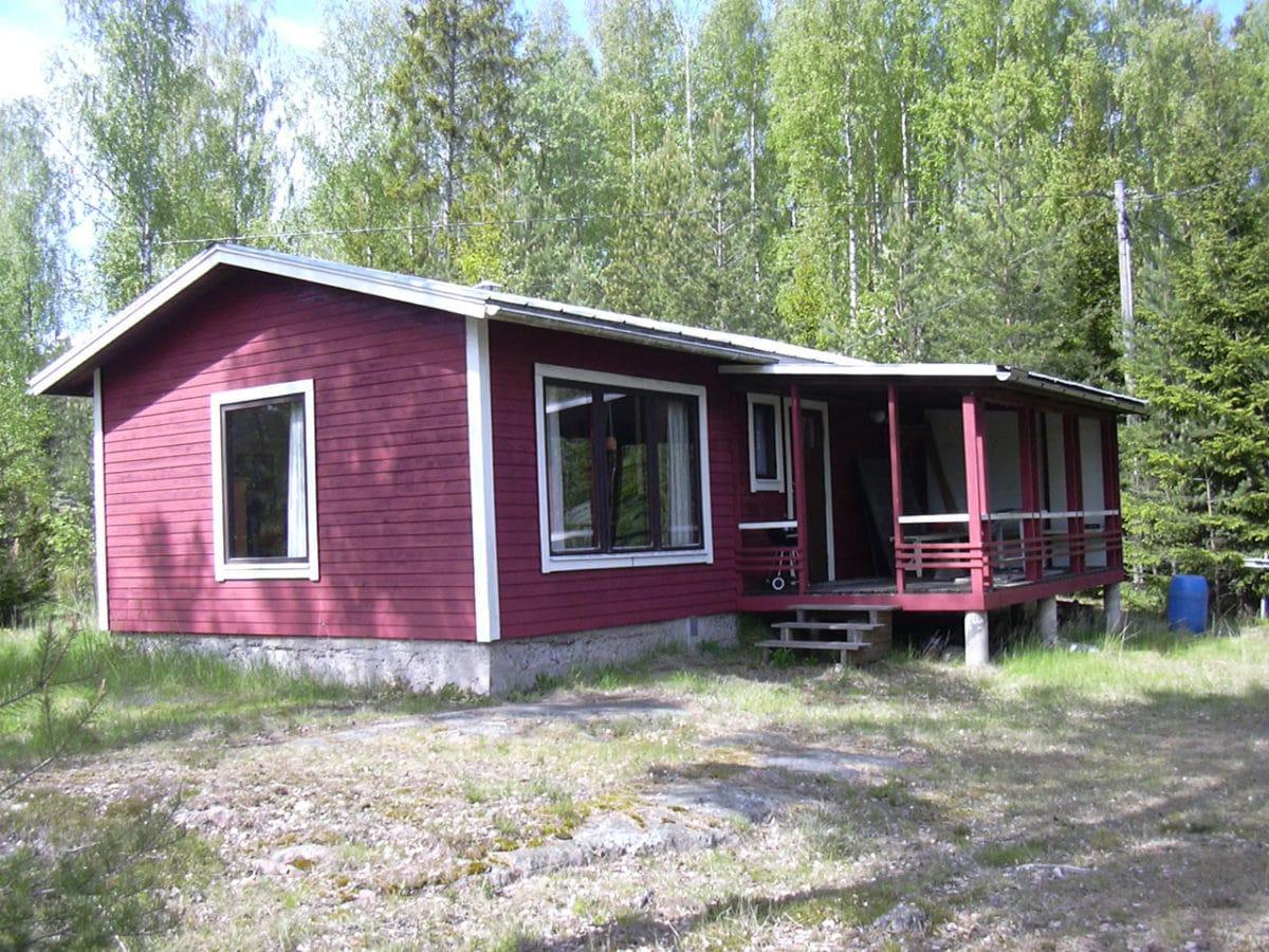 Ferienhaus auf Åland