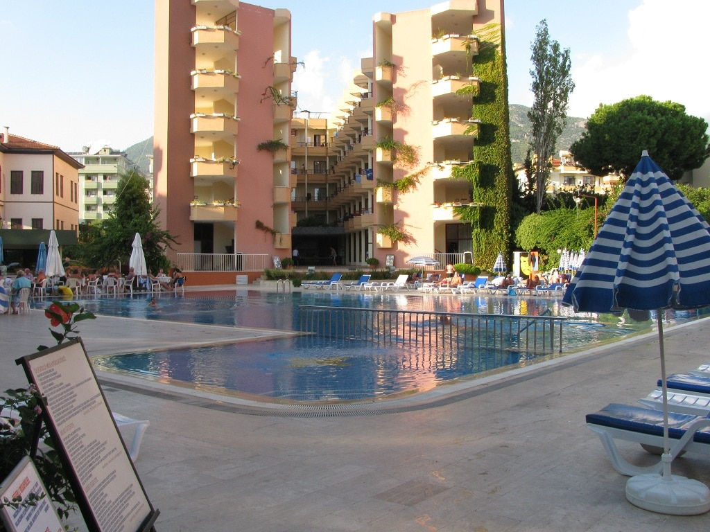 Panorama Hotel in Alanya