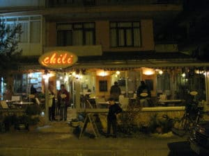 Restaurant Chili in Alanya