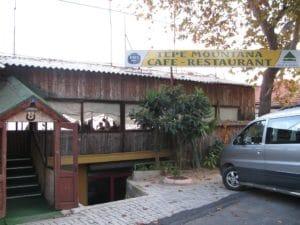 Restaurant Tepe Mauntana Aussenansicht